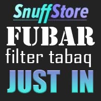 FUBAR Filter Tabaq has arrived. Check it out!