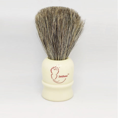 Genuine JetShave Shaving Brush - MrSnuff