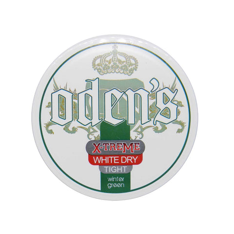 Odens Wintergreen Extreme White Dry Tight Portion