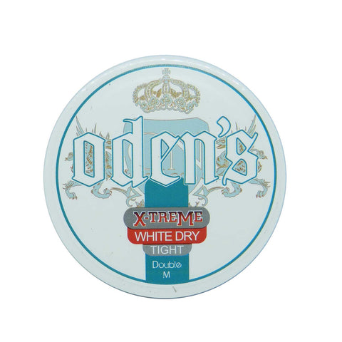 Odens Double Mint Extreme White Dry Tight Portion - MrSnuff
