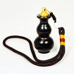 African Gourd Style Snuff Bottle - MrSnuff