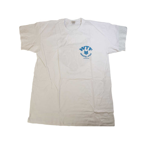 White Fox Men's T-Shirt - MrSnuff