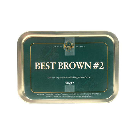 Gawith Hoggarth Best Brown Flake No.2
