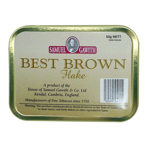 Samuel Gawith Best Brown Flake