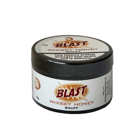 Blast Whisky & Honey - MrSnuff