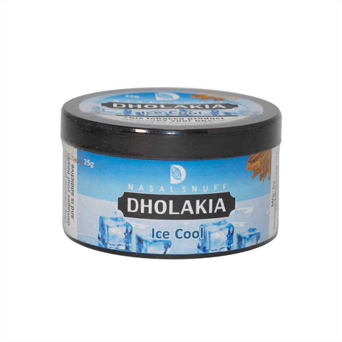 Dholakia Ice Cool - MrSnuff