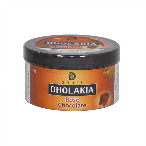 Dholakia Rose Chocolate - MrSnuff