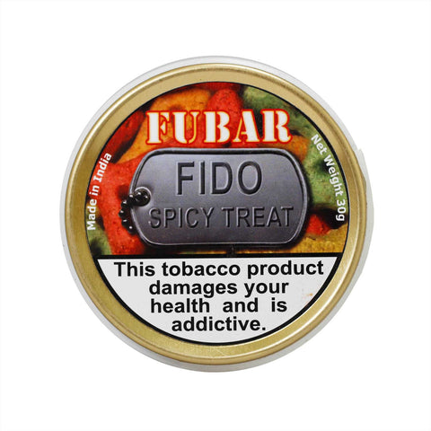 FUBAR Fido Spicy Treat 30g - MrSnuff