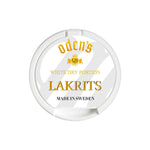 Odens Lakrits White Dry Portion