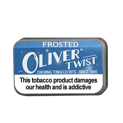 Oliver Twist Frosted Tobacco Bits - MrSnuff