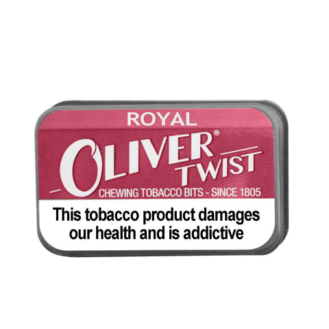 Oliver Twist Royal Tobacco Bits - MrSnuff