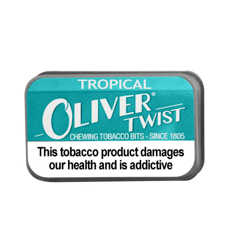 Oliver Twist Tropical Tobacco Bits - MrSnuff