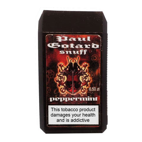 Paul Gotard Peppermint 7g - MrSnuff