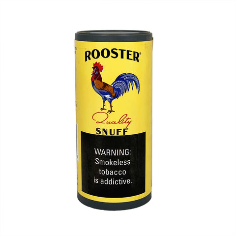 Rooster 4.65 oz - MrSnuff
