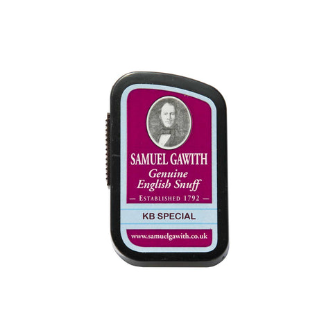 Samuel Gawith Kendal Brown Special - MrSnuff