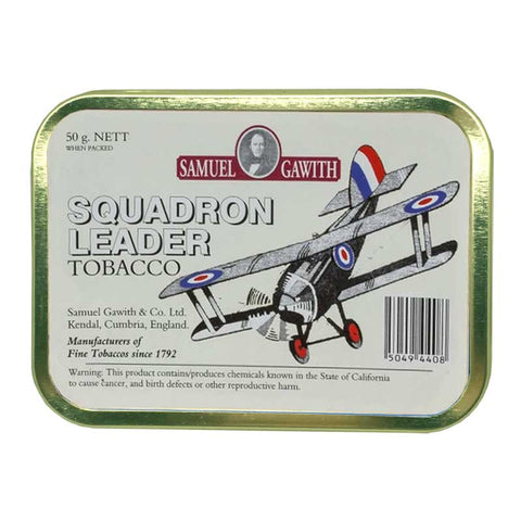 Samuel Squadron Leader Mixture