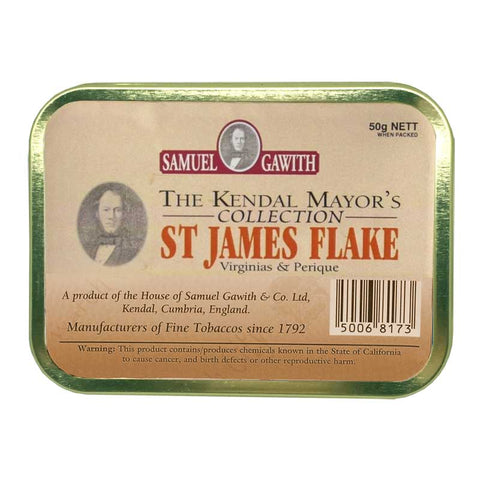 Samuel Gawith St-James Flake