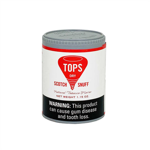 Top Mild 1.15 oz - MrSnuff