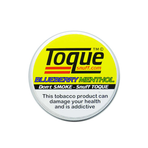 Toque Blueberry Menthol