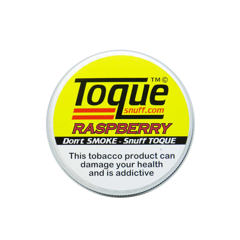 Toque Raspberry