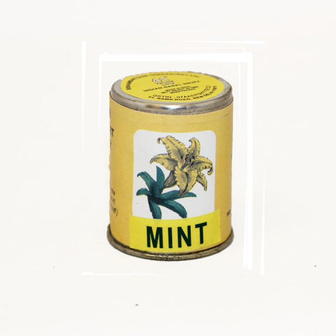 Yellow Lilly Mint 20g