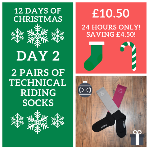 12 Days Of Christmas - DAY 2