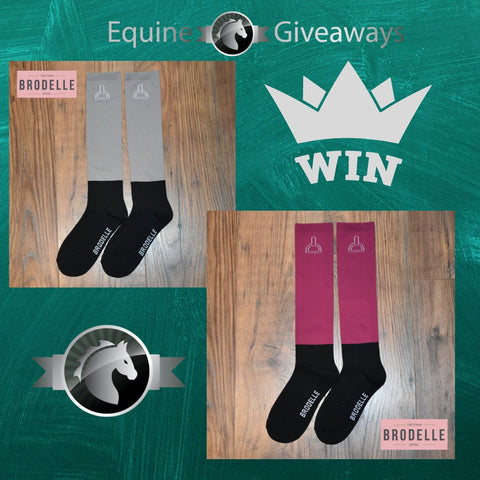 Equine Giveaways Brodelle Technical Socks Competition