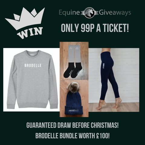 Win A Brodelle Equestrian Winter Bundle!