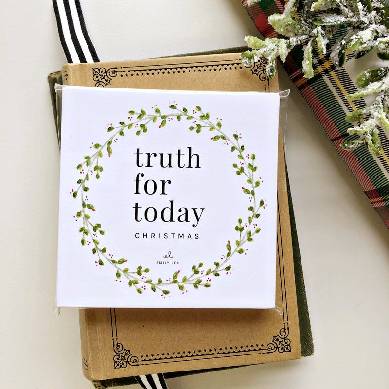 Christmas Truth for Today Cards