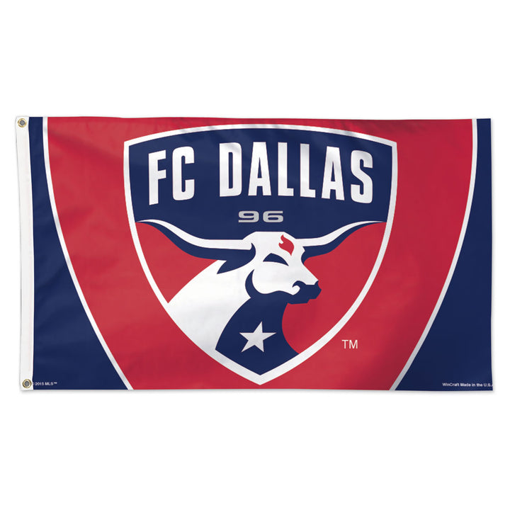 FC Dallas 3x5 Flag