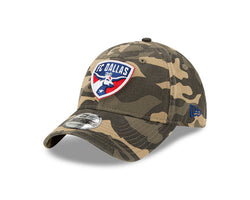 FC Dallas Camo Hat