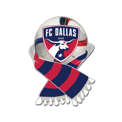 FC Dallas Scarf Pin