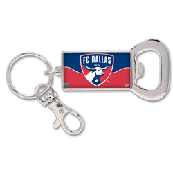 FC Dallas Key & Bottle Ring