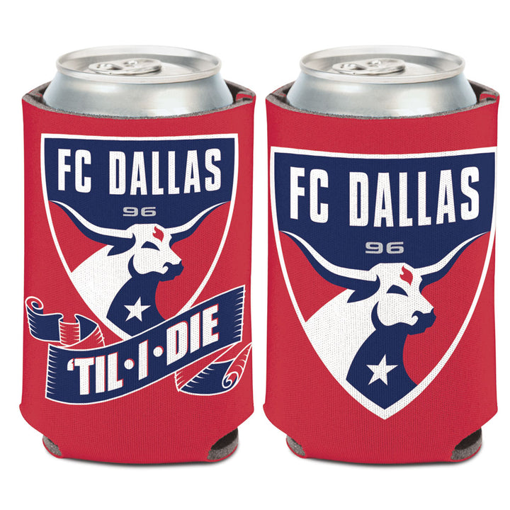 FC Dallas 12 oz. Cooler