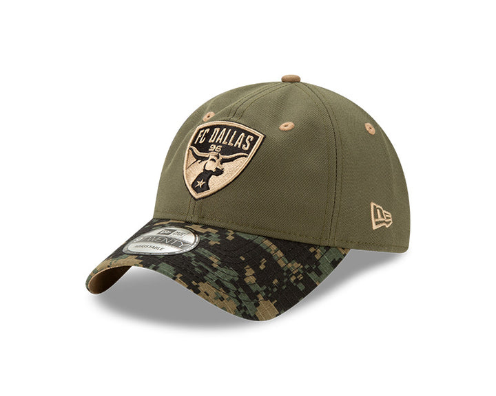 FC Dallas Military Slouch Hat