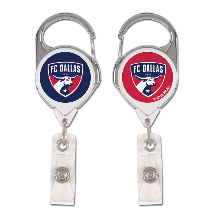 FC Dallas Premium Badge Holder