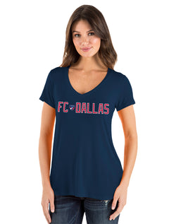 FC Dallas Split Tee