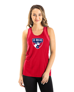 FC Dallas Fit Tank