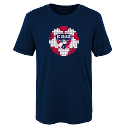 FC Dallas Toddler 8-Bit Tee