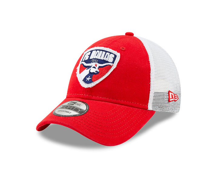 FC Dallas Team Truck Tread