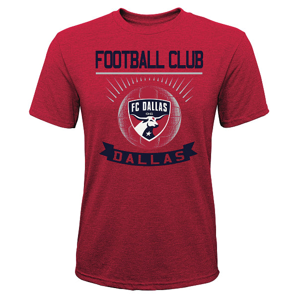 FC Dallas Youth Brilliant Tee