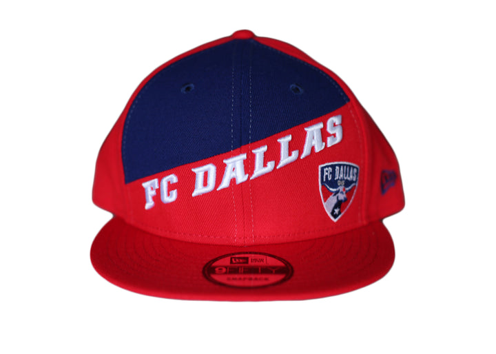 FC Dallas Colorsplit Snapback