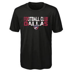 FC Dallas Down the Middle Youth Tee