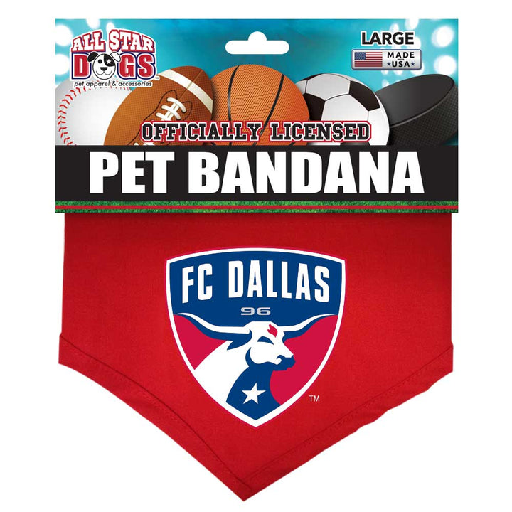 FC Dallas Pet Bandana
