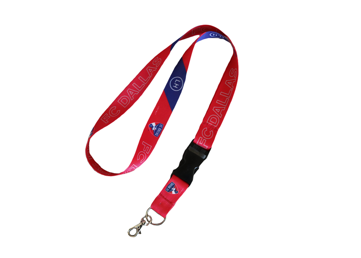 FC Dallas | Lamar Hunt Lanyard