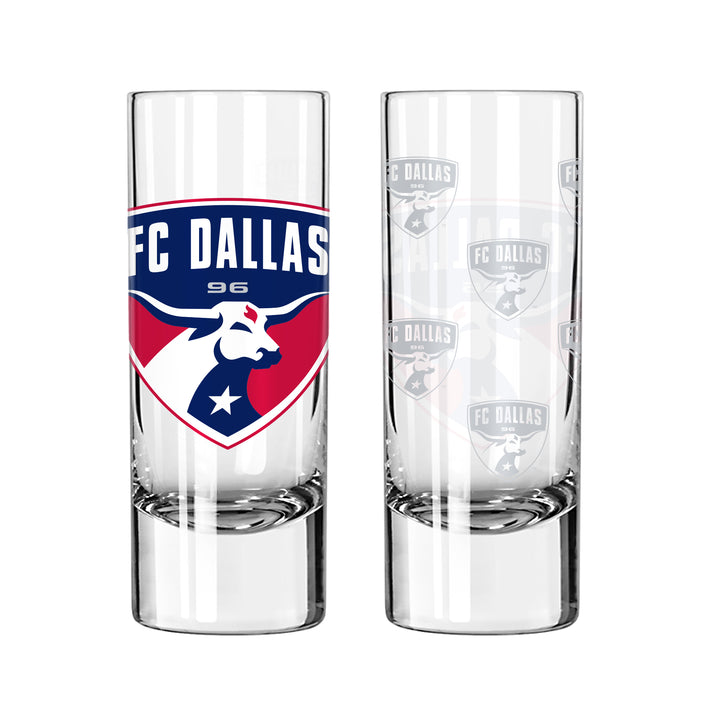 FC Dallas Etch Shooter