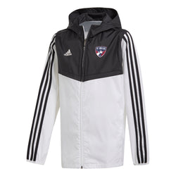 FC Dallas Youth Windbreaker