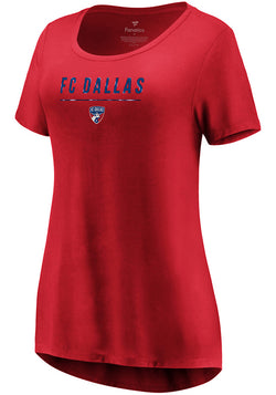 FC Dallas Over Everything Women's Tee