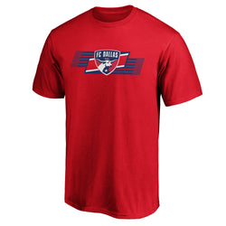 FC Dallas Angular Scarf Tee