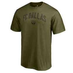 FC Dallas Army Tee